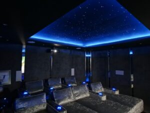 Fibre Optic Star Ceilings