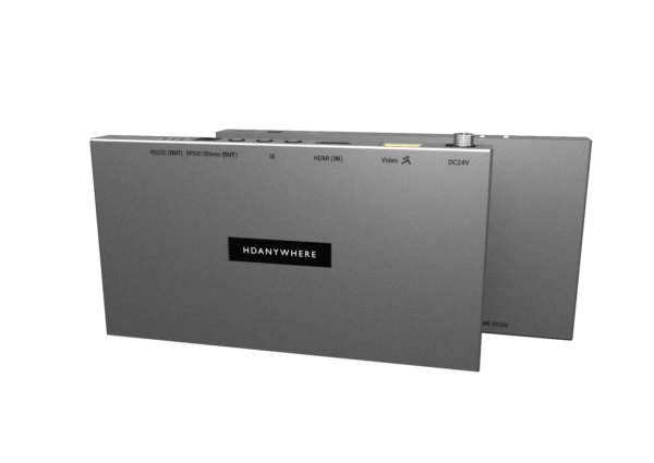 HDANYWHERE – XTND 4K (40) ARC + TPC