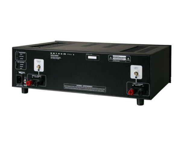 Anthem PVA2 Black 2 Channel Power Amplifier