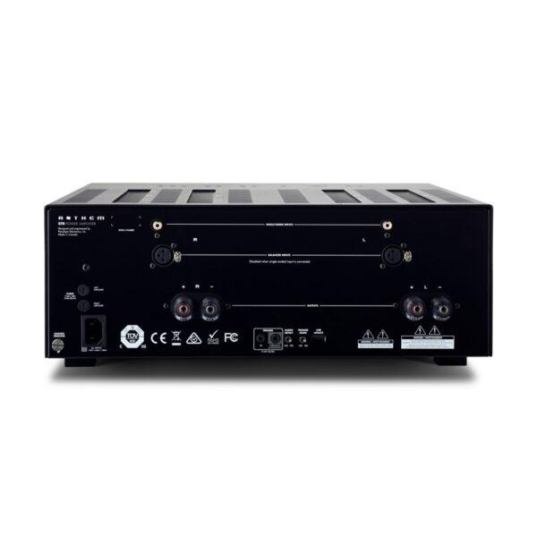 Anthem STR Black Stereo Power Amplifier