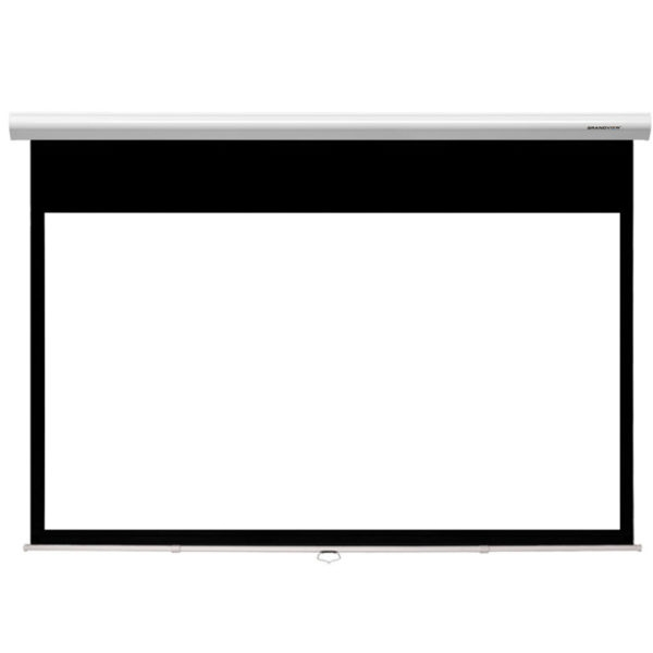 Grandview 16:9 Manual Pull Down Projector Screen