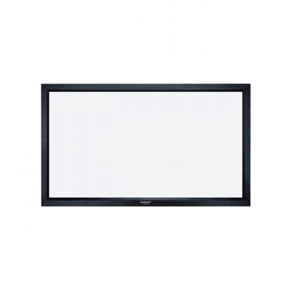 Grandview Cyber Fixed Frame Home Theatre Screen 16:9