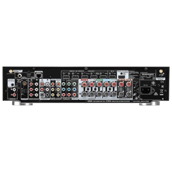 Marantz NR1711 Black 7.2 Channel Slimline AV Receiver