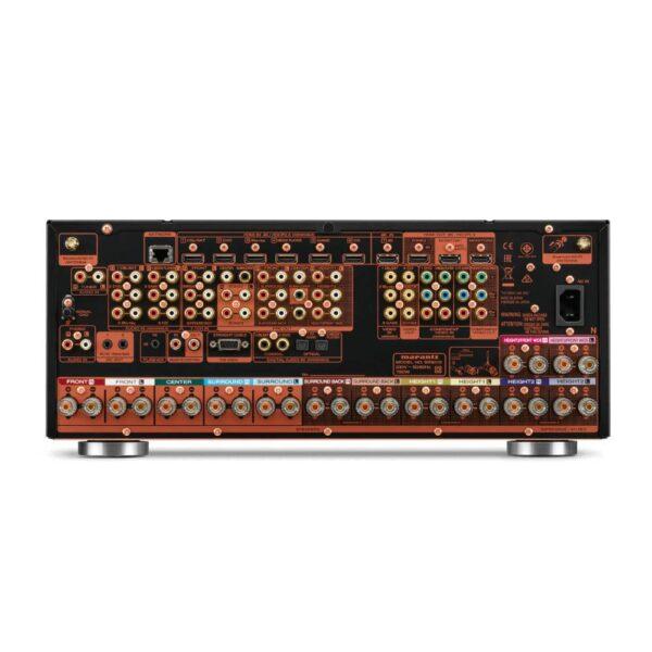 Marantz SR8015 Black 11.2 Channel AV Receiver w/ HEOS Music Streaming