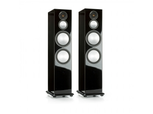 Monitor Audio Silver 10 Speakers – High Gloss Black