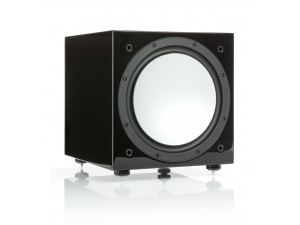 Monitor Audio Silver 5G W12 Subwoofer – High Gloss Black