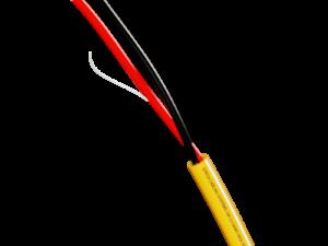 DTECH 14/2 AWG SPEAKER CABLE – 200M REEL (Orange)