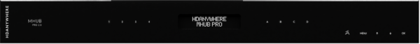 HDANYWHERE – MHUB PRO 2.0 (4×4)