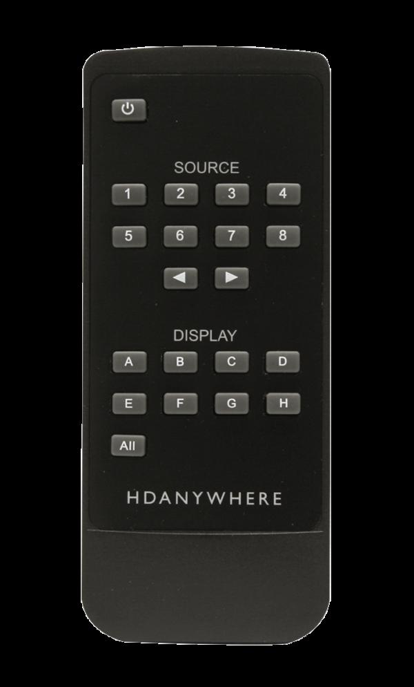HDANYWHERE – MHUB U (8×6+2)