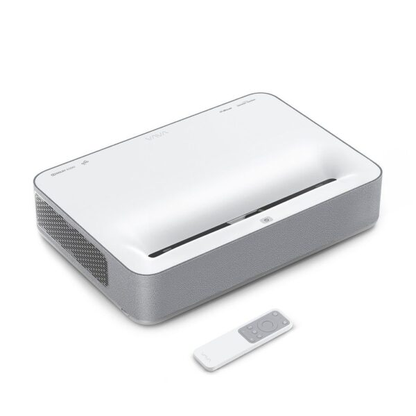 VAVA – 4K UHD Ultra Short Throw Laser Projector (White)